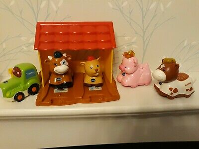 VTech Toot Toot Drivers Farm animals
