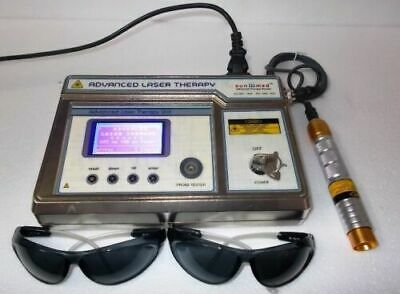 Portable Computerised Laser-Therapy-Low-Level-Laser-Therapy-Machine