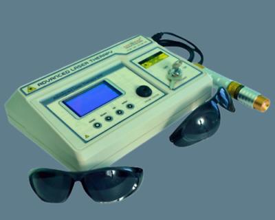New COMPUTERISED LASER THERAPY with different medical application Machine mm