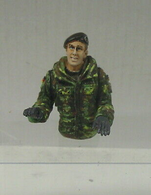1:16 Torro New Finished Figure Us Private 1st Class Infantry Wk II Sitting