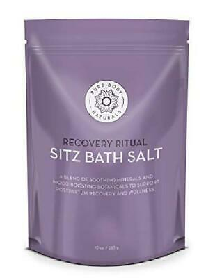Sitz Bath Salt  Postpartum Care and Hemorrhoid Treatment  Natural Sitz Bath So