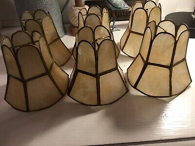 Mother Of Pearl Lampshades