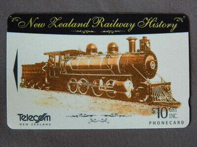 Magnetic Kaart MINT Ongebruikt New Zealand  TRAIN