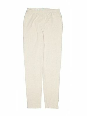 Gap Kids Girls Ivory Leggings 12