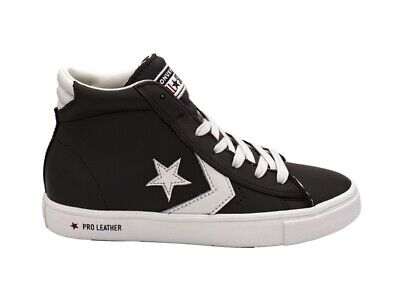 Converse Sneakers Uomo Pro Leather Vulc Ox 160940C Panna