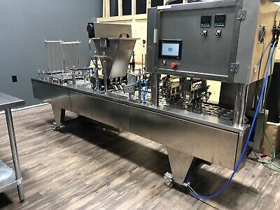 K Cup Filling And Packaging Machine