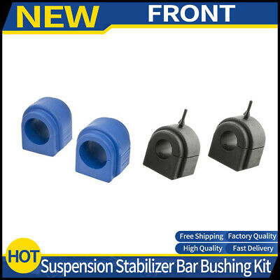 Front To Frame Sway Bar Bushing Kit W533CB for Colorado 2005 2007 2008 2004 2006