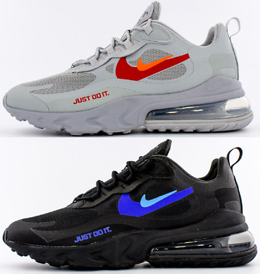 Nike Air Max 270 React Just Do It Lifestyle Sneakers Men's Comfy Shoes