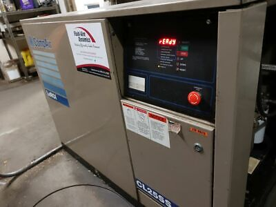 CompAir Leroi CL-25 SS Rotary Screw Air Compressor 25HP 100 CFM 125 PSI