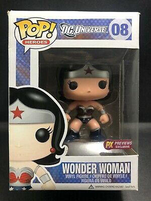 Vinyl RS -FUN31664 Flashpoint Wonder Woman US Exclusive Pop Wonder Woman