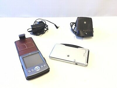 Palm Tungsten T M550 PDA - Handheld Organizer - Incl. Dock, Keyboard, Charger
