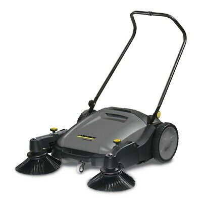 SWEEPER MANUAL Karcher INDUSTRIAL KM70/20 C2 SB - Double Brush