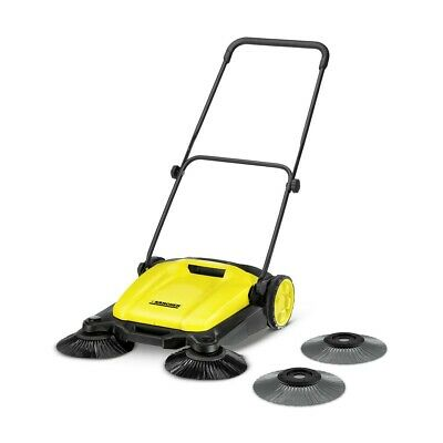 SWEEPER MANUAL PUSH-Karcher For Driveways and Patios S650 2 IN 1 - also Includes