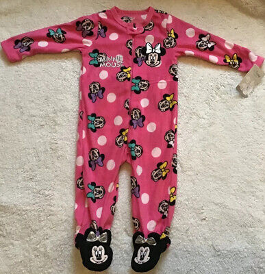 Girls Primark Disney Minnie Mouse All In One Size 18-24 Months
