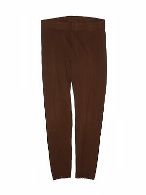 The Children's Place Girls Brown Leggings L Youth