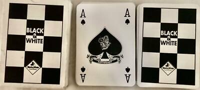 Greece. Vintage Black & White Scotch Whisky Pack of Playing Cards NEW UNUSED