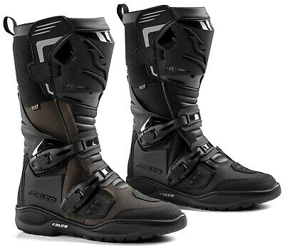 Falco Avantour 2 Motorradstiefel wasserdicht Off-Road Touring Adventure Enduro