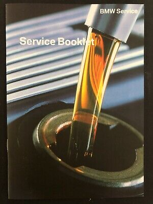 SKODA SERVICE BOOK BRAND NEW AND GENUINE FOR ALL PETROL AND DIESEL MODELS