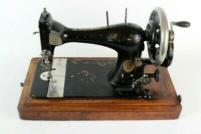 Antique Singer 28K Hand Crank Sewing Machine c1893 - FREE Delivery [5854]