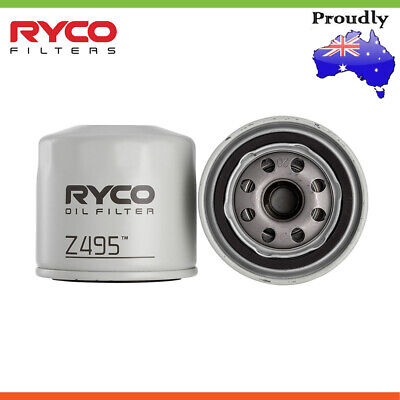 Z436 Ryco Oil Filter FOR SUBARU FORESTER SH