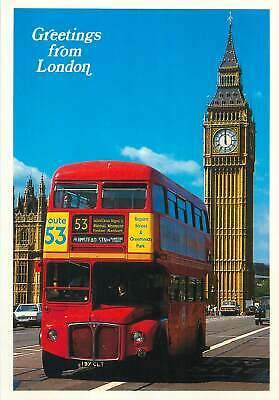 4826.London/'s Tramways.double decker buses.ships.POSTER.decor Home Office art