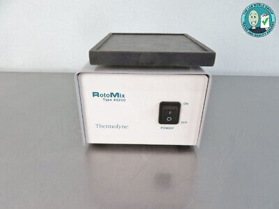 Thermolyne RotoMix 48200 with Warranty SEE VIDEO