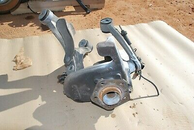 05 06 07 08 Maserati Quattroporte Knee Assembly Front Control Arm Hub Left Lh