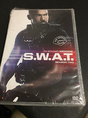 S.W.A.T.: Season Two [New DVD] Boxed Set, Subtitled, Widescreen, Ac-3/Dolby Di