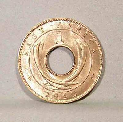 EAST AFRICA 1942 1 Cent, Uncirculated