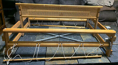 "K) LeClerc Bergere loom -24"" width- it is a Rigid Heddle loom."
