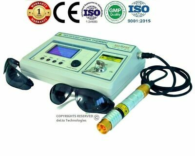 Advance Computerised Laser-Therapy-Low-Level-Laser-Therapy Chiropratic Ce Model^