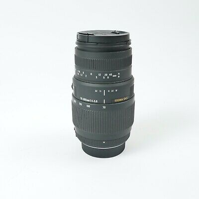 Sigma 70-300mm APO DG Aspherical Nikon mount - 52003
