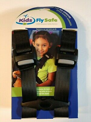 CARES Kids Fly Safe Airplane Safety Harness NEW