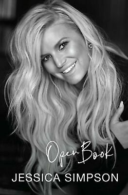 Open Book (Hardcover, 2020) by Jessica Simpson