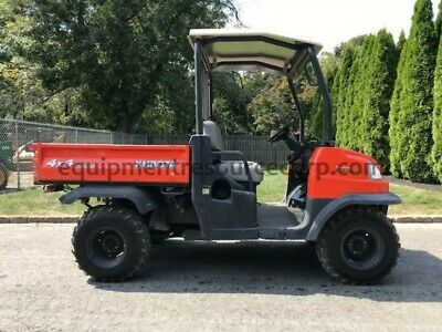 2007 Kubota RTV900 Utility Vehicle