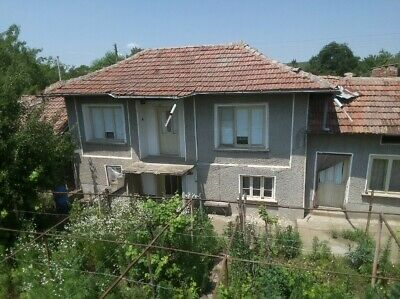 Bulgaria property with inside facilities and land key ready VT  -  Pay Monthly