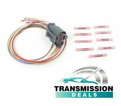 Automotive Automatic Transmission Parts 99609 * Ford E4OD 4R100  Transmission Solenoid Wire Harness Repair Kit 1995-OnEletroatividade