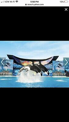 Seaworld San Diego Ticket, Local Pick Up