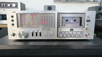 JVC KD-85 Stereo Cassette Deck ANRS (1978) Fully Working Order, Great Condition!