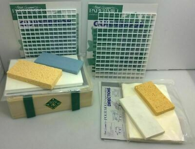 Arnold Grummer's Papermill Papermaking LOT