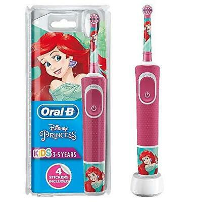 Oral-B Stages Power Kids Electric Rechargeable Toothbrush Featuring Disney...