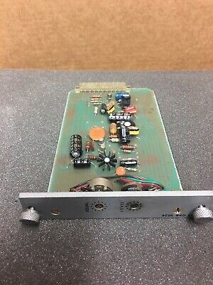 FUMEO 16mm Rare Spares EQ Board  OPR 5034