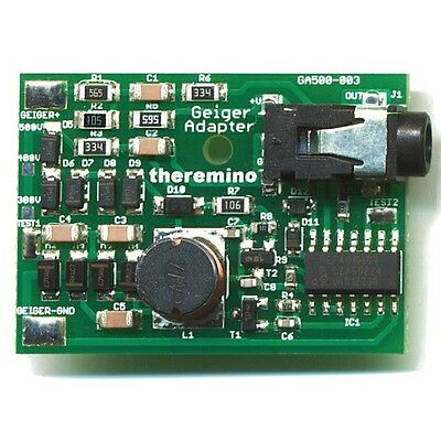 Theremino Geiger Adapter