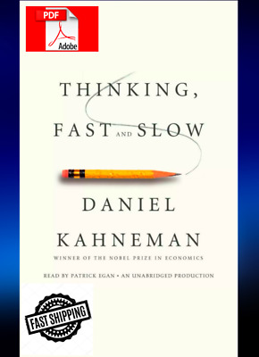 Thinking, Fast And Slow By Daniel Kahneman [P_d_f]