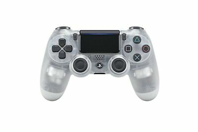 Sony PlayStation 4 Crystal  DualShock 4 Wireless Controller- Used