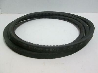 BX59 V-Belt FACTORY NEW! Cogged  5//8 X 62 SAME DAY SHIPPING