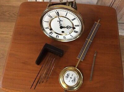 Hermle Westminster Chime Clock, FHS Movement.