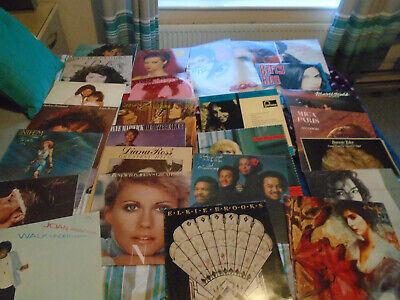 Vinyl Album records collection job lot of Women singers x27 Albums