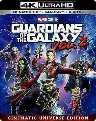 Guardians of the Galaxy: Volume 2 (4K ULTRA HD DISC) DISC IS MINT
