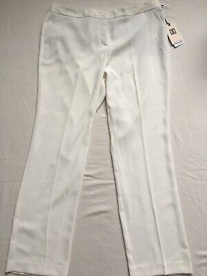 Ivanka Trump Straight Leg Dress Pants. Size 16